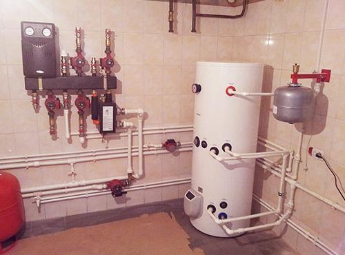 Монтаж отопления и другие виды работ «под ключ» в Ижевске